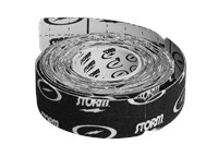 "Storm Thunder Tape Strips Black 1"" Roll"