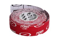 "Storm Thunder Tape Strips Red 1"" Roll"