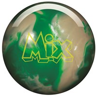 Storm Mix Green/White Bowling Balls