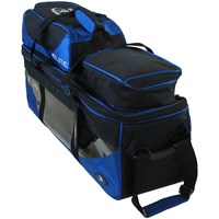 Elite SE Triple Tote/Roller Plus Royal Blue Bowling Bags