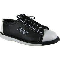Tenth Frame Mens Classic Black/White Bowling Shoes