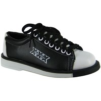Tenth Frame Womens Classic Black/White Bowling Shoes