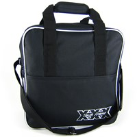 Tenth Frame Basic Black Single Tote Bowling Bags