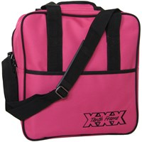 Tenth Frame Basic Pink Single Tote Bowling Bags