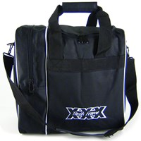 Tenth Frame Venture Single Tote Black Bowling Bags