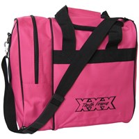 Tenth Frame Venture Single Tote Pink Bowling Bags
