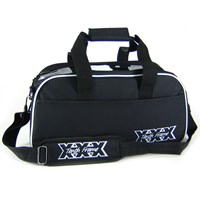 Tenth Frame Boost Double Tote Black Bowling Bags