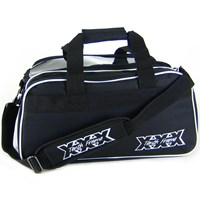 Tenth Frame Boost Double Tote Plus Black Bowling Bags