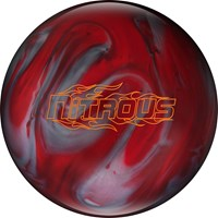 Columbia Nitrous Red/Silver X-OUT Bowling Balls