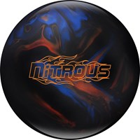 Columbia Nitrous Black/Blue/Bronze X-OUT Bowling Balls