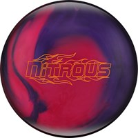 Columbia Nitrous Purple/Pink X-OUT Bowling Balls