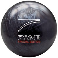 Brunswick Vintage Danger Zone Black Ice Special Edition Bowling Balls