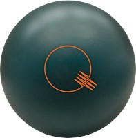 Brunswick Quantum Forest Green Solid Bowling Balls