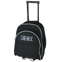 Tenth Frame Single Roller Black Bowling Bags