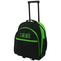 Tenth Frame Single Roller Black/Lime Bowling Bags