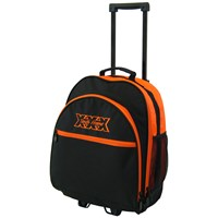 Tenth Frame Single Roller Black/Orange Bowling Bags