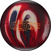 Columbia Nitrous Red/Smoke/White X-OUT Bowling Balls