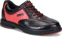 Dexter Mens THE 9 LE Black/Red Bowling Shoes