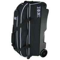 Tenth Frame Trio 3 Ball Roller Black Bowling Bags