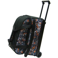 Tenth Frame Basic Double Roller Camo Bowling Bags