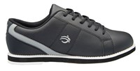 BSI Mens #752 Black/Grey-ALMOST NEW Bowling Shoes