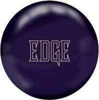 Brunswick Edge Dark Purple Solid Bowling Balls