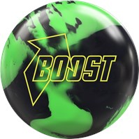 900Global Boost Black/Green Pearl Bowling Balls