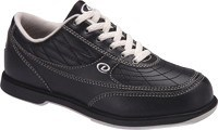 Dexter Mens Turbo II Black with Khaki Trim-ALMOST NEW Main Image