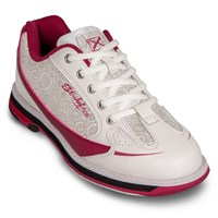 KR Strikeforce Womens Curve Scarlet/Paisley Bowling Shoes
