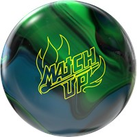 Storm Match Up Solid Black/Aqua/Lime Bowling Balls