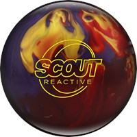 Columbia Scout/R Red/Purple/Gold Bowling Balls