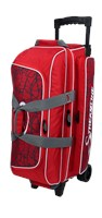 Storm Streamline 3 Ball Roller Red Crackle Bowling Bags