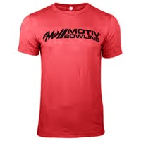 Motiv Mens Rally T-Shirt Red
