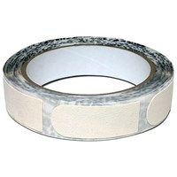 Powerhouse Premium 3/4'' White Tape 100 Roll