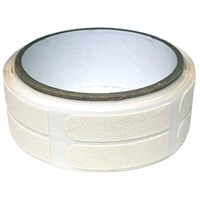 Powerhouse Premium 1/2'' White Tape 100 Roll