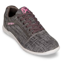 KR Strikeforce Womens Nova Lite Ash/Hot Pink Bowling Shoes