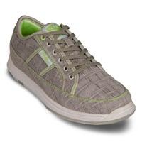 KR Strikeforce Womens Ivy Light Grey/Lime Bowling Shoes