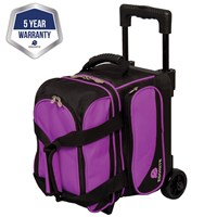Ebonite Transport I Single Roller Purple Bowling Bags