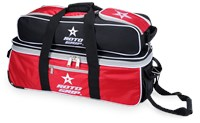Roto Grip 3 Ball Tote/Roller Red/Black R3202 Bowling Bags