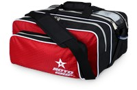 Roto Grip 2 Ball Tote Plus Red/Black R2202 Bowling Bags