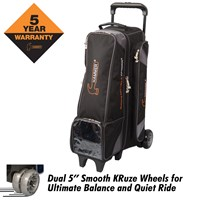 Hammer Diesel 4-Ball Inline Black/Carbon Bowling Bags