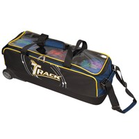 Track Premium Player Slim Triple Black/Navy/Yello Bowling Bags