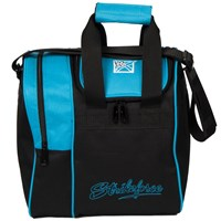 Rook Single Tote Aqua Bowling Bags