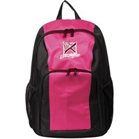 KR Single Shot 1-Ball Backpack Black/Pink Bowling Bags