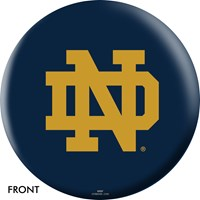 OnTheBallBowling Notre Dame Fighting Irish Bowling Balls