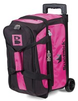 Brunswick Blitz Double Roller Pink Bowling Bags