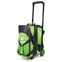 Brunswick Edge Double Roller Lime Bowling Bags