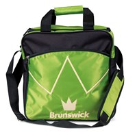 Brunswick Blitz Single Tote Lime Bowling Bags