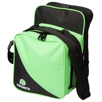 Ebonite Compact Single Tote Lime Bowling Bags