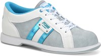 Storm Womens Strato White/Grey/Teal Bowling Shoes